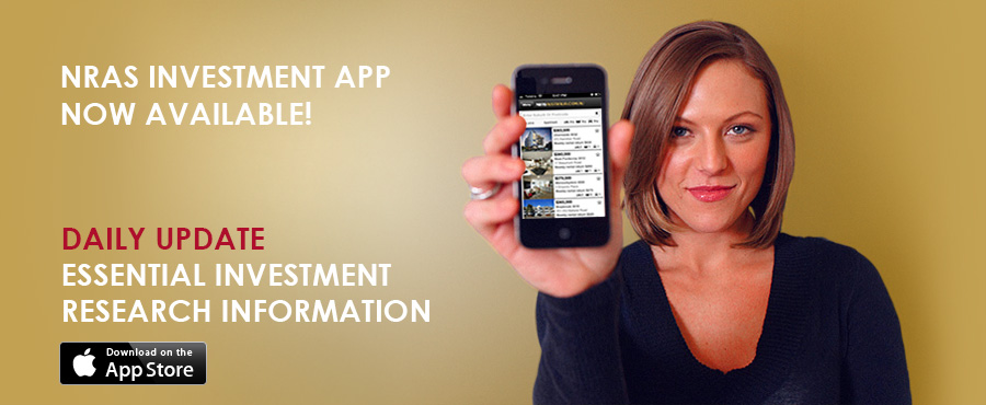 nras investment property APP for iPhone, iPad and android phone and tablets from nras australia